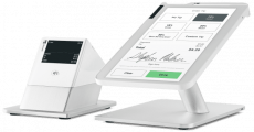 Clover POS Station with Customer Facing Display