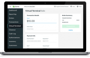 Virtual Terminal for Online Payments by Clover POS