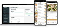 Integrated online ordering for Clover POS